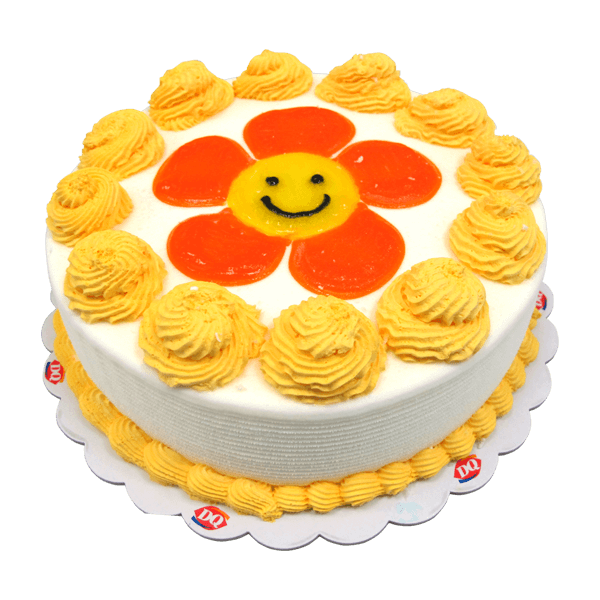 Miraculous Dairy Queen Flower Cake Dq Cakes Menu Dairy Queen Funny Birthday Cards Online Fluifree Goldxyz